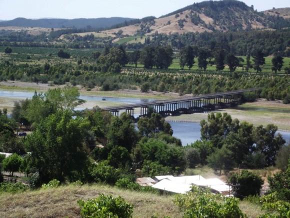 Puente Confluencia, Región del Biobío. © Consejo de Monumentos Nacionales