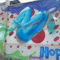 Mural de Anima Hop en Renca