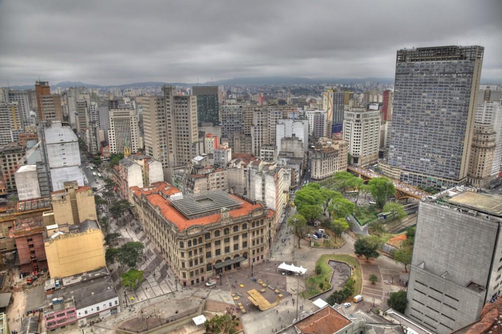 Sao Paulo, Brasil. © Ndecam, vía Flickr.