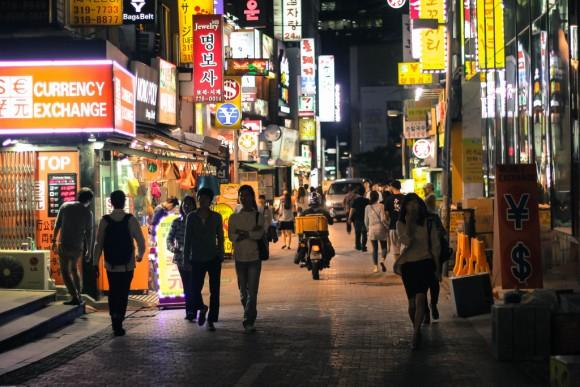 Seúl, Corea del Sur. © therealrealjd, vía Flickr.
