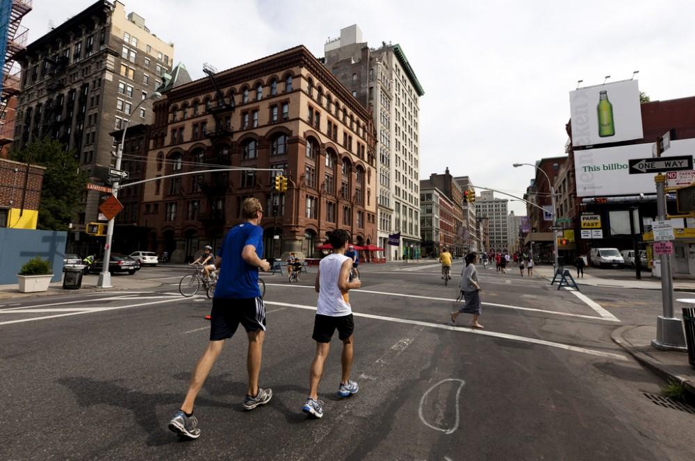 """""""Summer Streets"""", Nueva York. © Dan Nguyen, vía Flickr."""