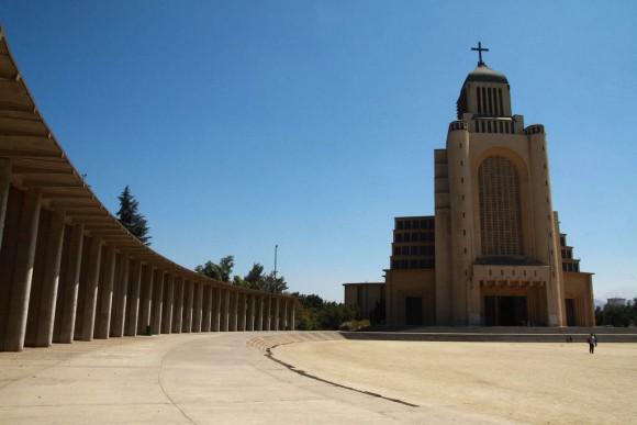 Templo Votivo de Maipú, Santiago. © Diego Martin, vía Flickr.