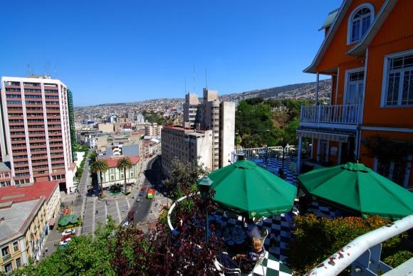 Valparaíso, Chile. © Gord McKenna, vía Flickr.