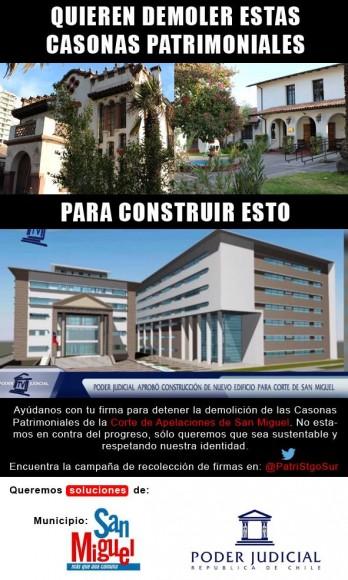 Cortesía Patrimonio Santiago Sur.
