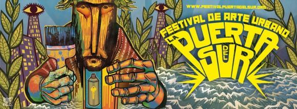 Afiche Clausura Festival La Puerta del Sur