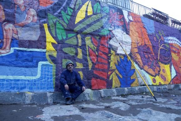 "Alejandro ""Mono"" González en Festival La Puerta del Sur ©Plataforma Urbana"