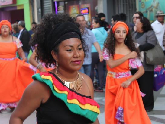 semana afroamericana arica