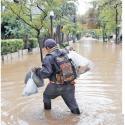 inundacion providencia santiago abril 2016