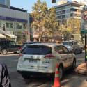 cierre calles providencia desborde rio mapocho abril 2016