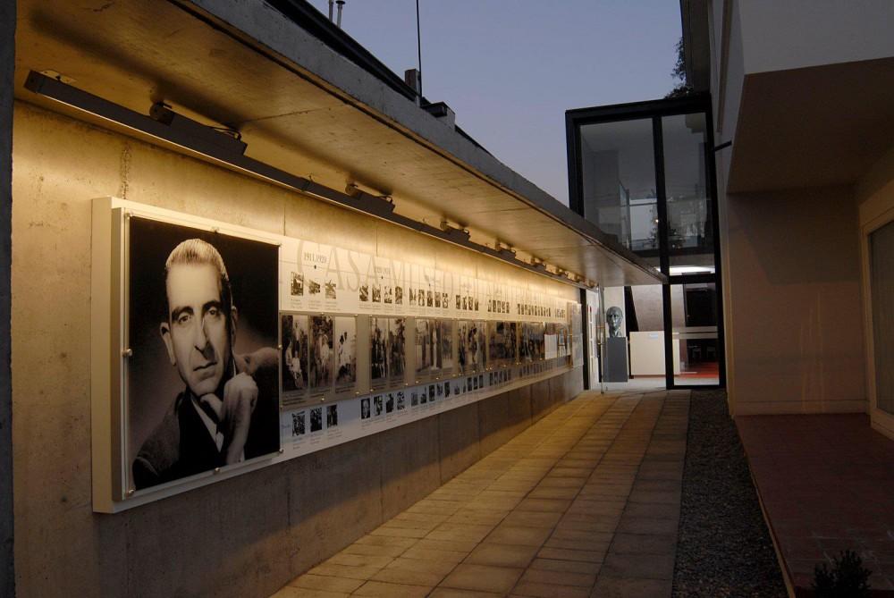 Fuente imagen: Casa Museo Eduardo Frei Montalva (vía Fanpage).