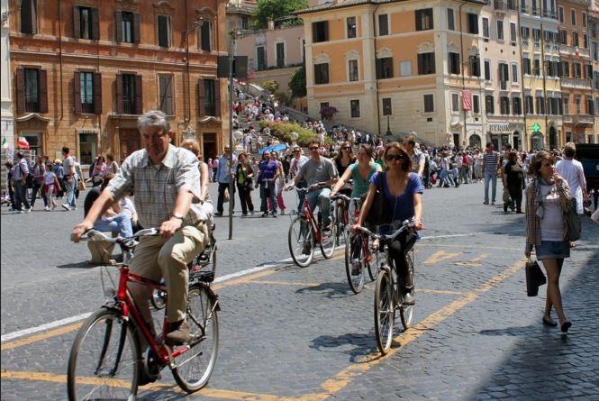 Roma, Italia. Por Tejvan Petinger, vía Flickr Commons