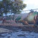 Mural de Chaquipunk ©Plataforma Urbana