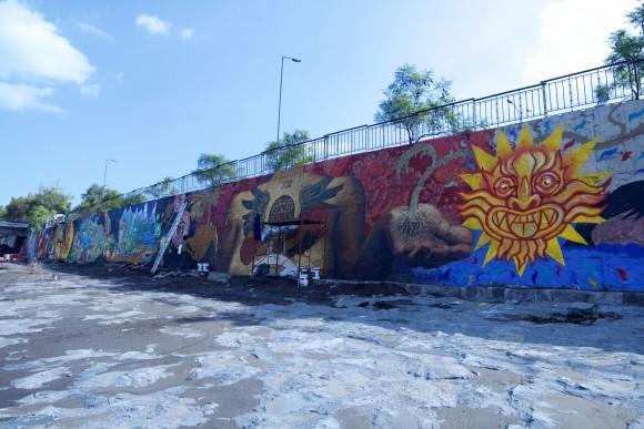 Mural de Ekeko ©Plataforma Urbana
