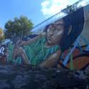 Mural de Tikay ©Plataforma Urbana