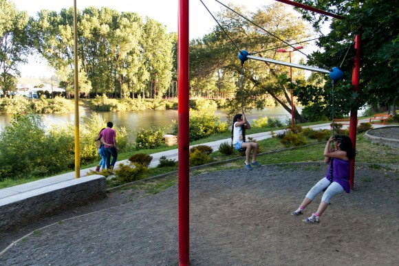 Parque Bellavista, Osorno. © Plataforma Urbana