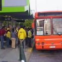 Salida de Metro Escuela Militar Por Jorge Jorquera vía Flickr Commons