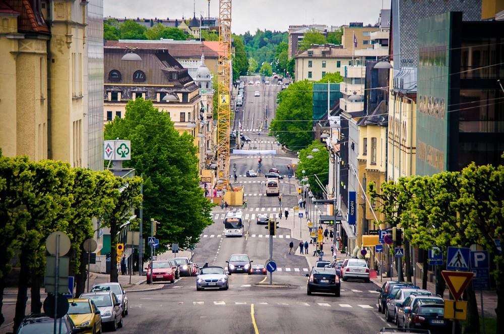 Turku, Finlandia. © Ariel Martini, vía Flickr.