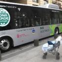 bus electrico santiago