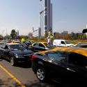 nueva protesta taxistas santiago chile uber