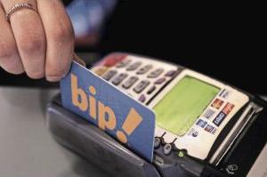 tarjeta bip medio de pago