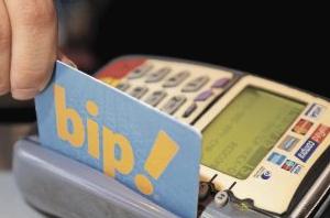 pago con tarjeta bip
