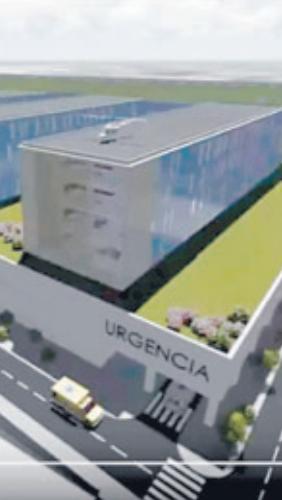 proyecto hospital de curico