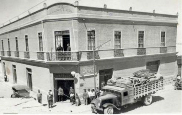 Casa Yutronic, Calama. © Flickr Usuario: Chile_Satelital. Licencia CC BY-ND 2.0