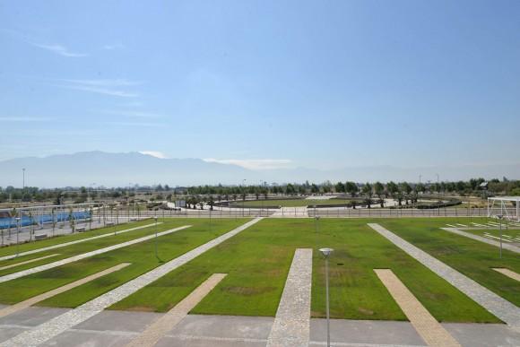 Centro Nacional de Arte Contemporáneo de Chile. © Minvu
