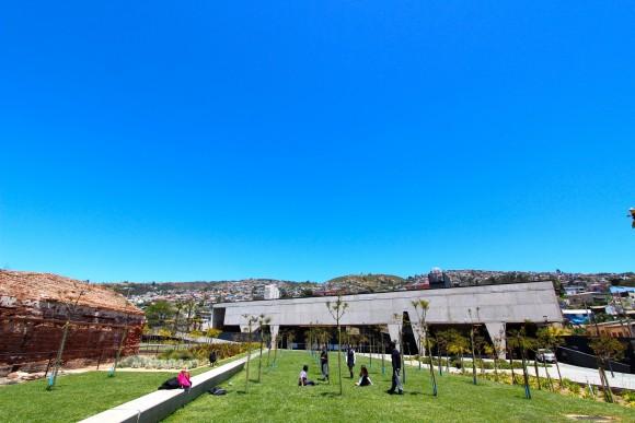 Parque Cultural Valparaíso. Image © Flickr User: throgers, licencia bajo CC BY-NC-ND 2.0