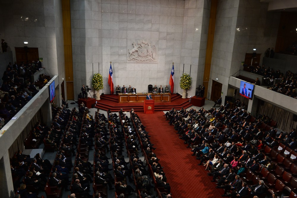 © Álex Ibañez. Licencia - CC Dirección de Prensa, Presidencia de la República de Chile.