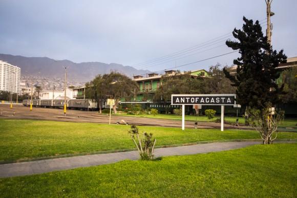 Edificio FCAB, Antofagasta. © Plataforma Urbana