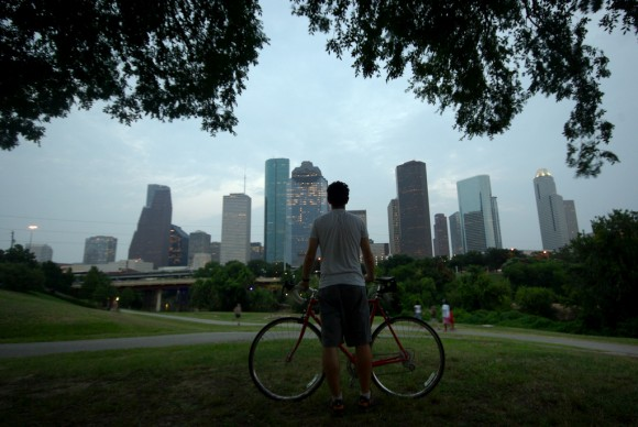 Houston, EE.UU. © Adam Baker, vía Flickr.