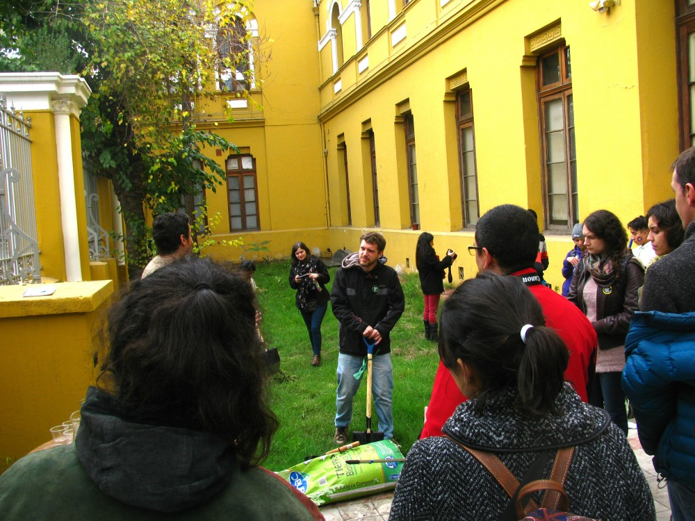 Museo de la Educación Gabriela Mistral, Barrio Yungay © Plataforma Urbana