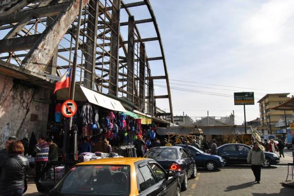 Mercado Central de Concepción. © Fermentación Guachaca, vía Flickr.