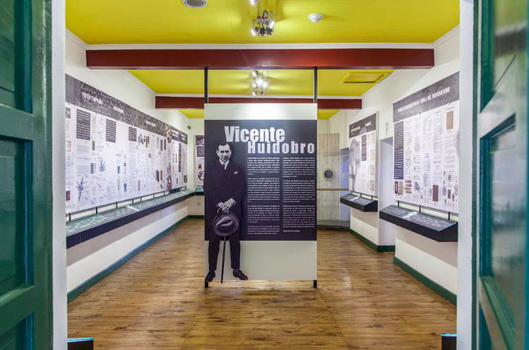 © Museo Vicente Huidobro