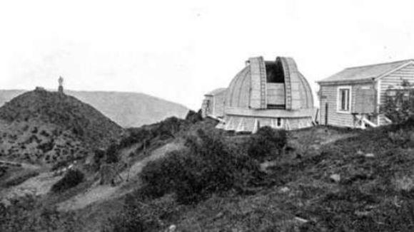 Observatorio Astronómico Manuel Foster. Fuente imagen: PUC