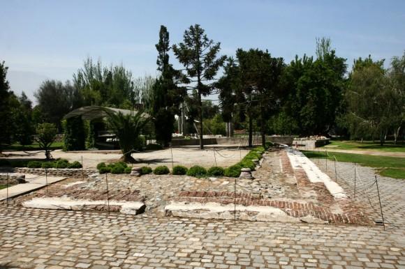Parque por la Paz Villa Grimaldi, Peñalolén. © Plataforma Urbana