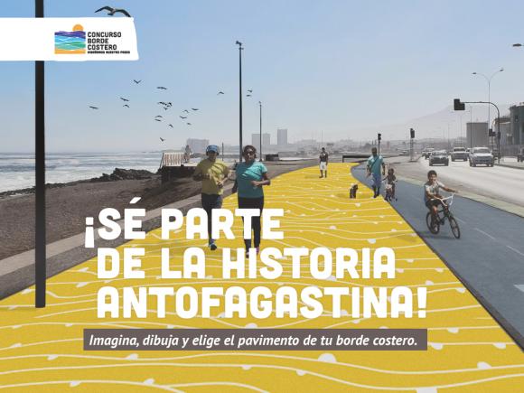 afiche concurso pavimento antofagasta