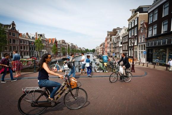 Amsterdam, Países Bajos. © Flickr Usuario: Matt Peoples. Licencia CC BY-NC-ND 2.0