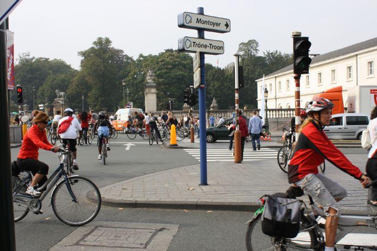 Bruselas, Bélgica. Vía Flickr Commons. Usuario:  Magnus Franklin. Licencia: BY NC 2.0