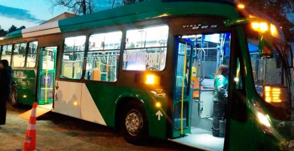 © Directorio de Transporte Público Metropolitano, DTPM.