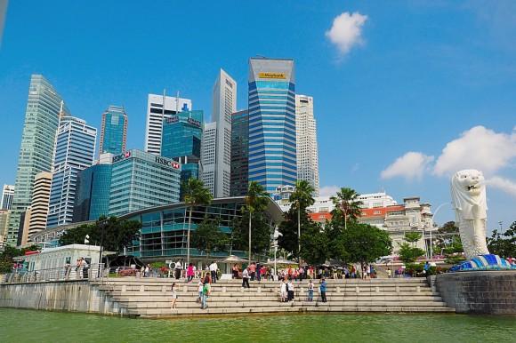 Ciudad de Singapur. © Flickr Usuario: pang yu liu. Licencia CC BY-SA 2.0
