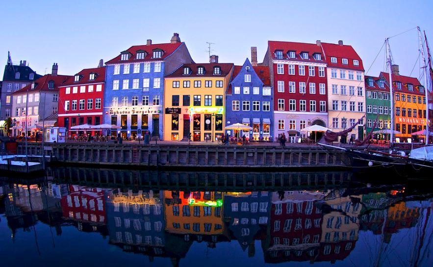 Copenhague. Vía Flickr Commons. Usuario: vasse nicolas,antoine. Licencia: CC BY 2.0