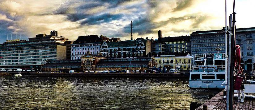 Helsinki. Vía Flickr Commons. Usuario: Mariano Mantel. Licencia:CC BY-NC 2.0