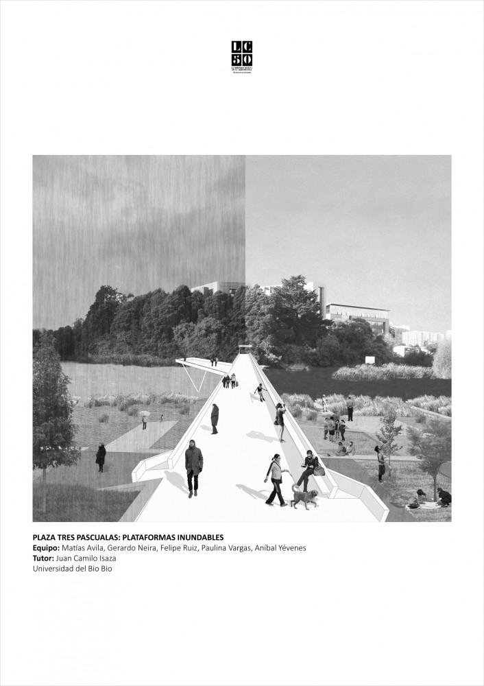 Módulo Básico / Lámina 01. Image Cortesía de Arquitectura Caliente