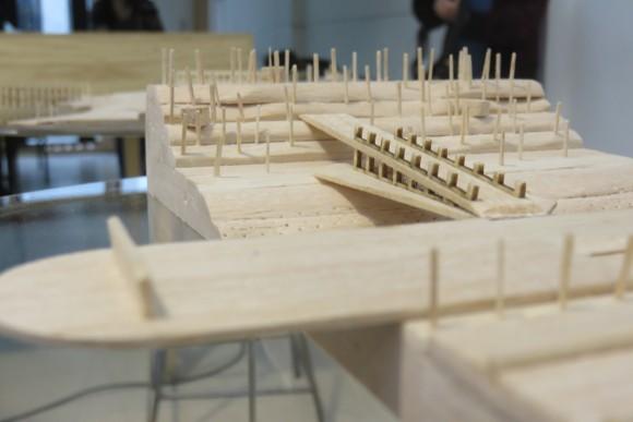 COTA5 / Maqueta. Image Cortesía de Arquitectura Caliente
