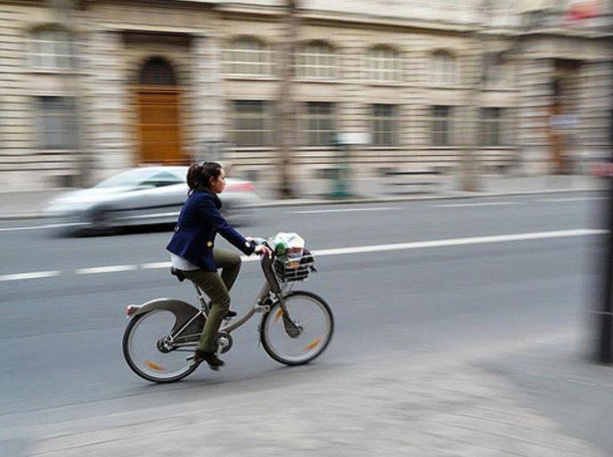 París, Francia. Vía Flickr Commons. Usuario: Xavier. Licencia: CC BY-NC-ND 2.0