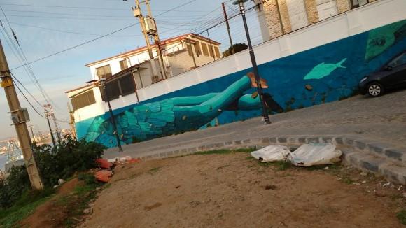 Paseo 21 de mayo, Valparaíso. Cortesía Daniel Marceli