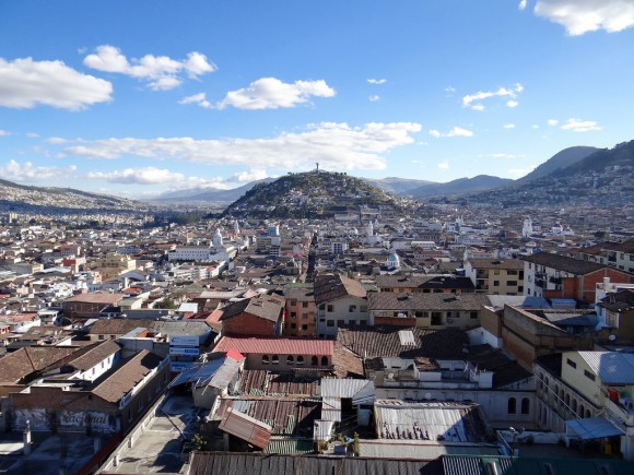 Quito, Ecuador. © Flickr Usuario: Fiorent Figon. Licencia CC BY-SA 2.0