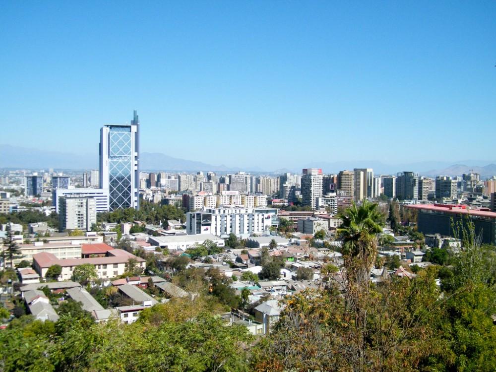 Santiago, Chile. © Flickr usuario: sarahstierch. Licencia CC BY 2.0